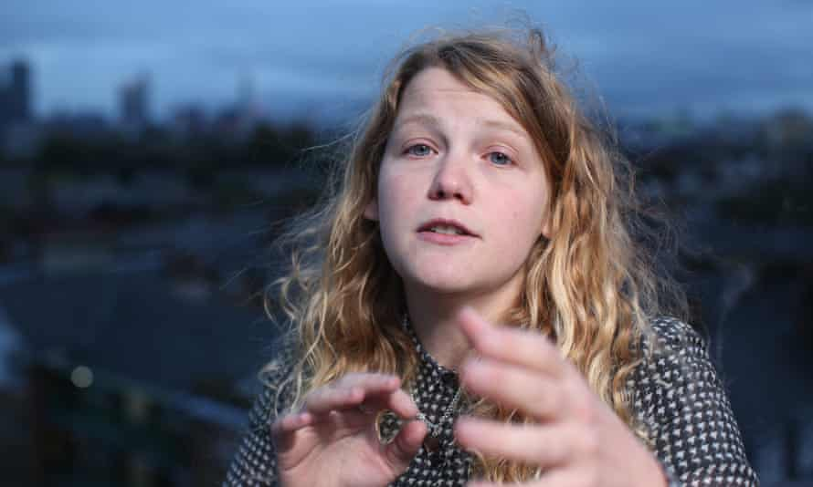 'Perfecting the groove, not changing it': Kate Tempest.