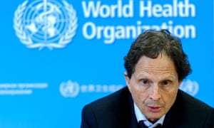 Dr David Heymann, chairman of the WHO emergency committee on Zika