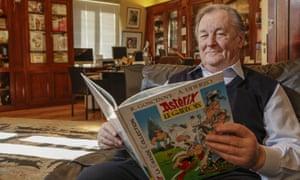 Asterix illustrator Albert Uderzo has died aged 92.