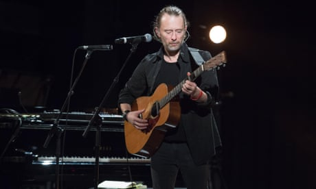 Radiohead: Burn the Witch review – a return the world might have hoped for