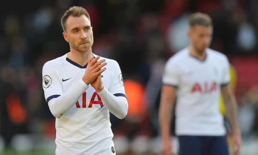 Christian Eriksen is expected to leave Tottenham in this transfer window.