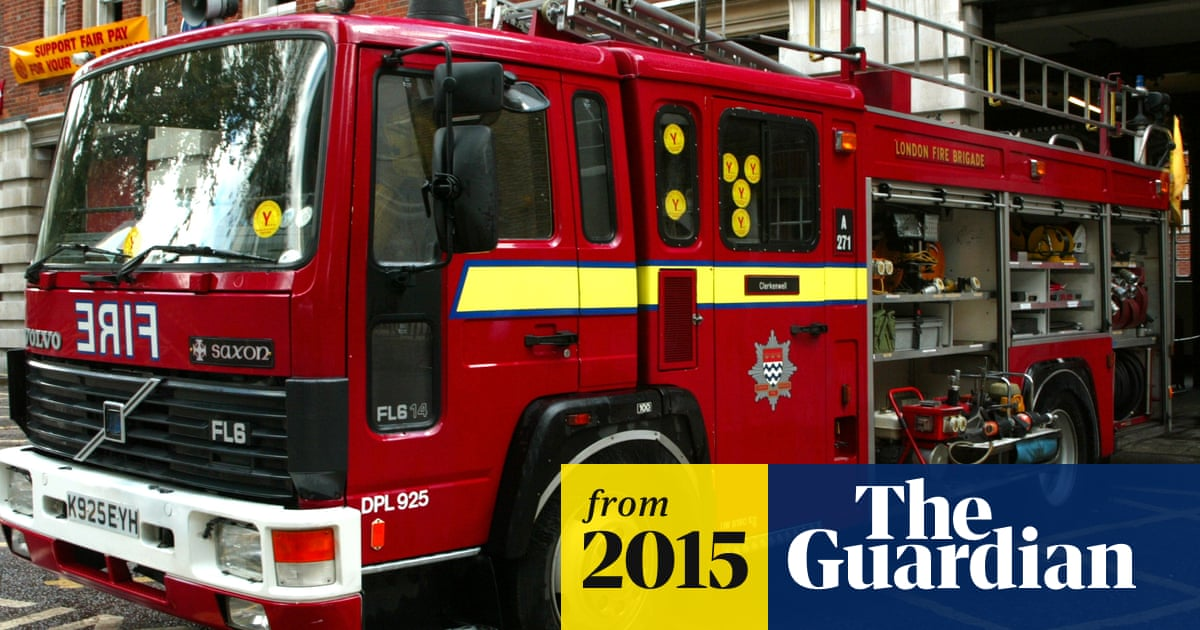 Barnsley house fire leaves two dead | UK news | The Guardian