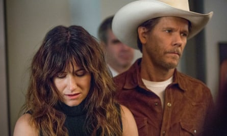 Kathryn Hahn and Kevin Bacon in I love Dick.