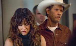 Kathryn Hahn and Kevin Bacon in I Love Dick