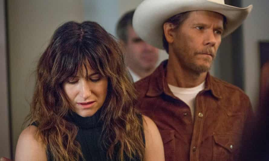 Kathryn Hahn and Kevin Bacon.