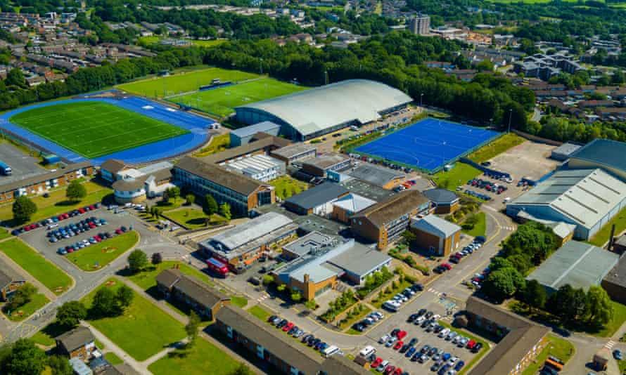 Cardiff Met's Cyncoed campus.