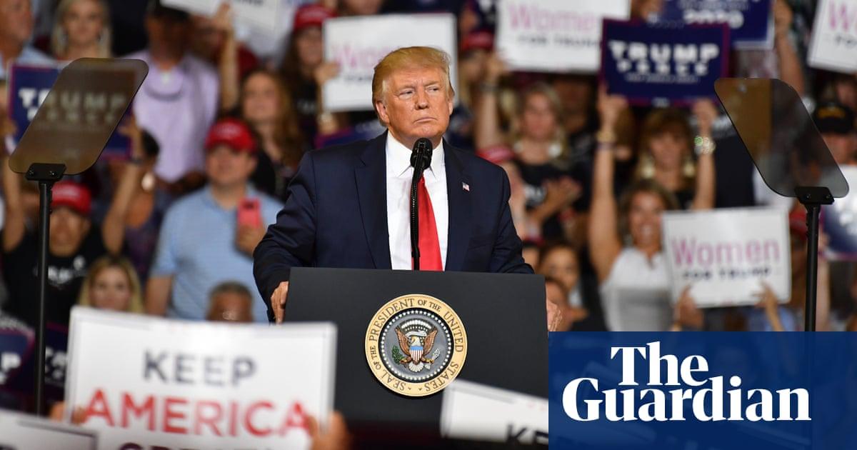 'Despicable': Democrats condemn Trump over rally's Ilhan Omar chant