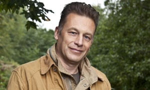 Naturalist Chris Packham