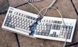 Hackers like to break things.