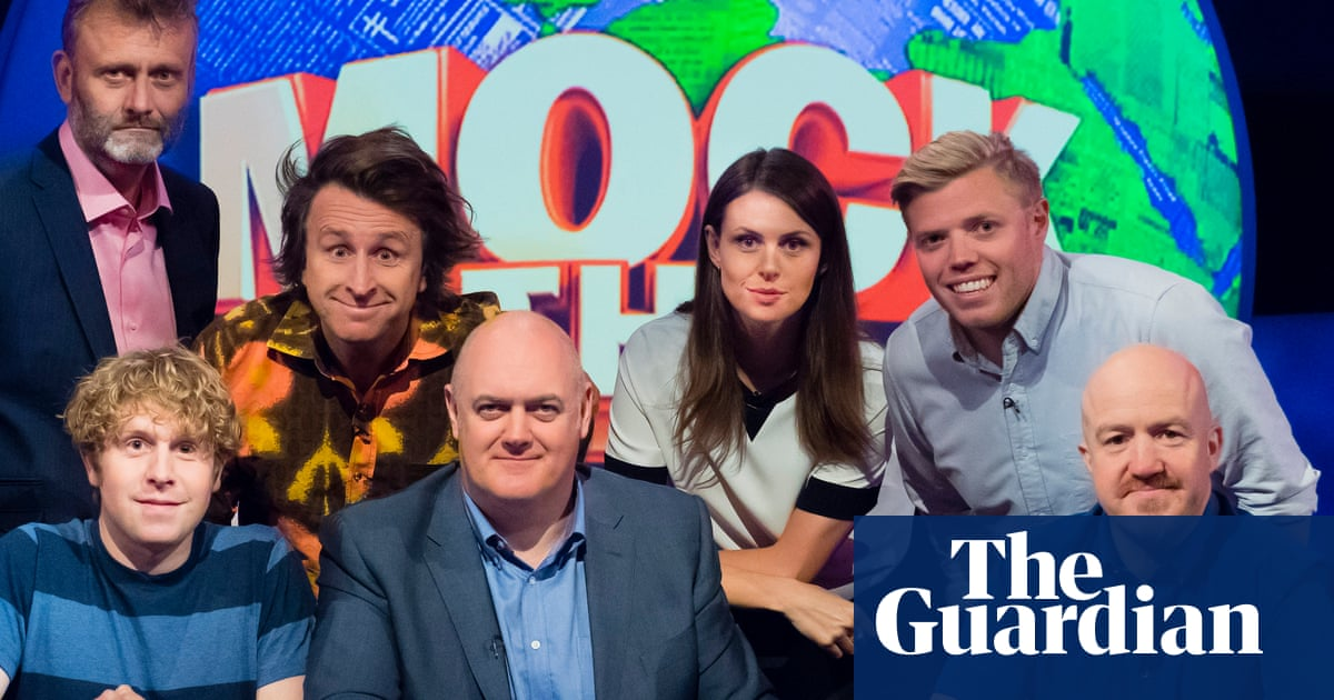 Joke s over  how the TV panel show fell from grace  828984a60