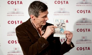 Miller won the Costa book award with his novel Pure in 2011.
