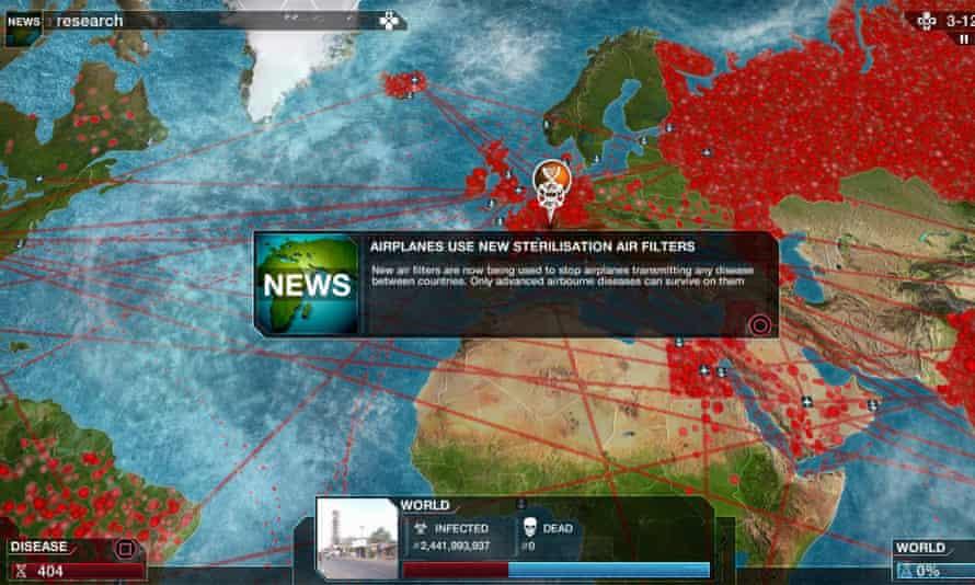 max games pandemic 2