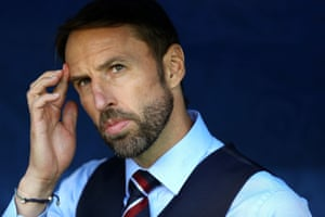 Gareth Southgate has made eight changes to his line-up tonight. So much for prioritising momentum; he's clearly more concerned about preserving his first 11 and maintaining squad harmony.