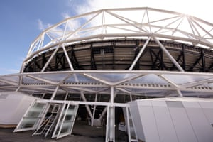 The calculated gamble taken by West Ham's co-owners David Gold and David Sullivan and sealed by vice- chair Karren Brady (in return for a rumoured healthy bonus) is that despite no longer owning their own ground they will vault into a different financial league.