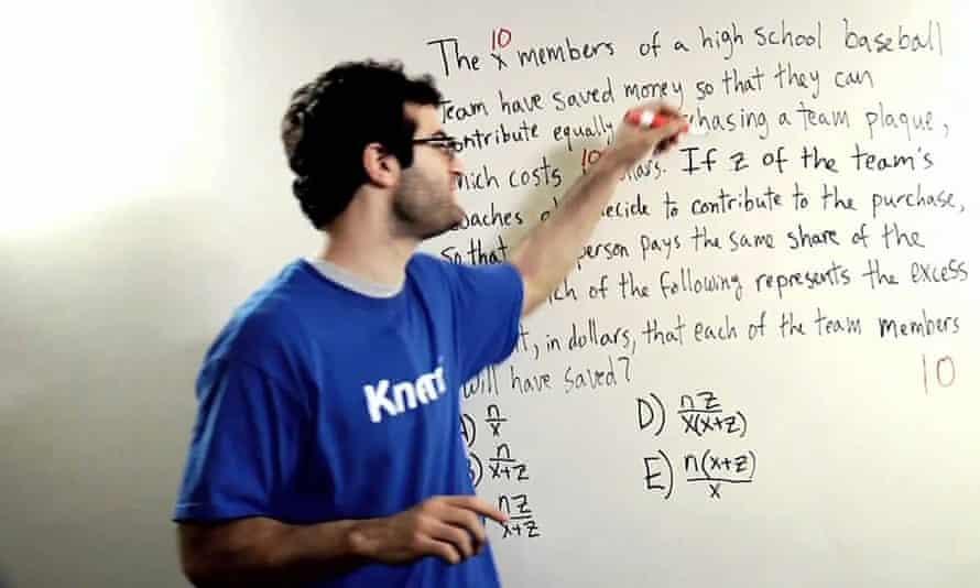 Knewton digital education company