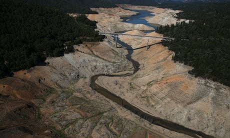 US south-west in grip of historic 'megadrought', research finds