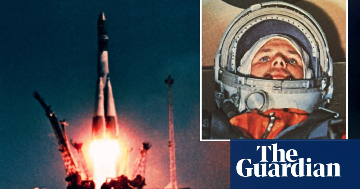 Spacewatch: 60 years after Gagarin, first 'all-civilian' mission is in works