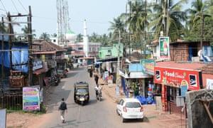 General view of Kerala