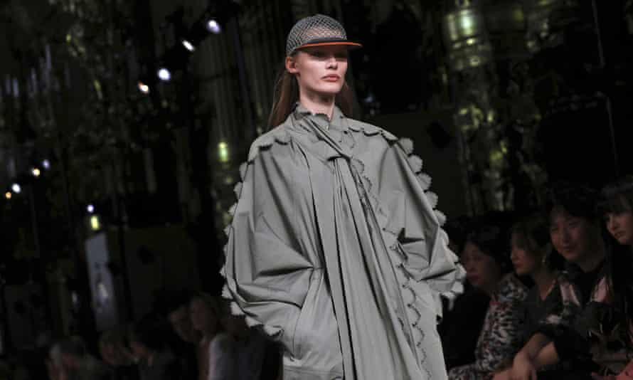 The collection was the brand's most sustainable to date.