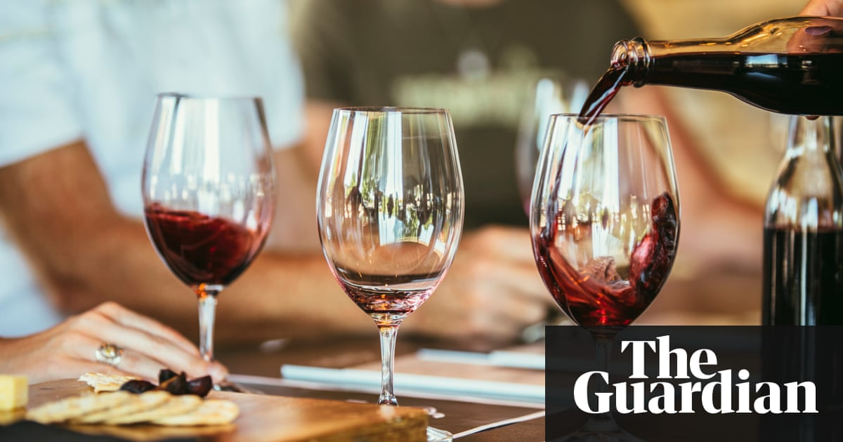 Extra glass of wine a day will shorten your life by 30 minutes extra glass of wine a day will shorten your life by 30 minutes society the guardian ccuart Choice Image