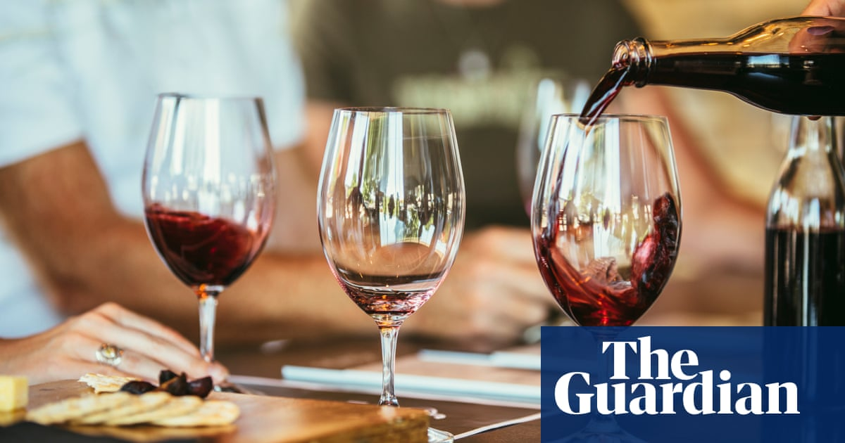 Extra Glass Of Wine A Day Will Shorten Your Life By 30 Minutes
