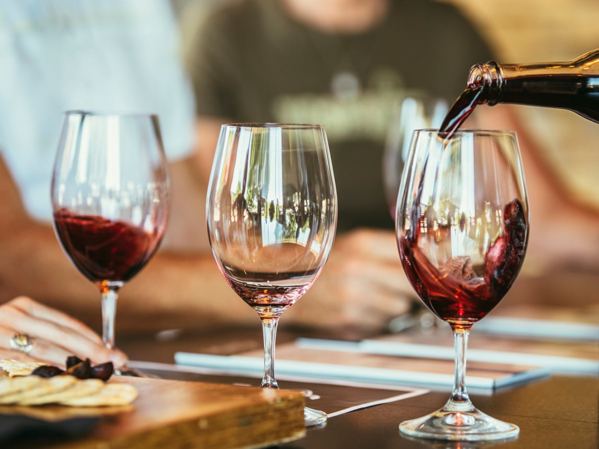 Extra glass of wine a day 'will shorten your life by 30 minutes' | Alcohol  | The Guardian