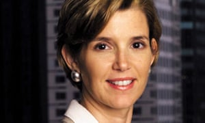 Sally Krawcheck became head of Smith Barney after quickly rising to CEO of Sanford C Bernstein.