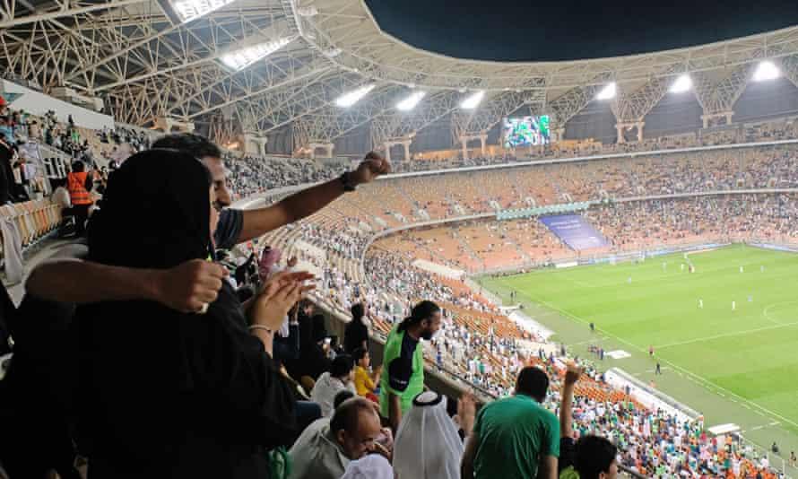 King Abdullah Sports City in Jeddah