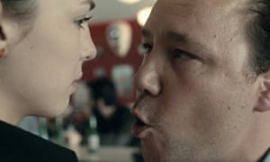 Jodie Comer and Stephen Graham in Good Cop, first shown on BBC One in 2012.