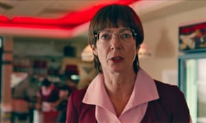 Clean sweep ... Alison Janney as Lavona Harding in I, Tonya.