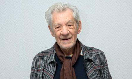 Sir Ian McKellen welcomed the opportunity to re-examine Hamlet.