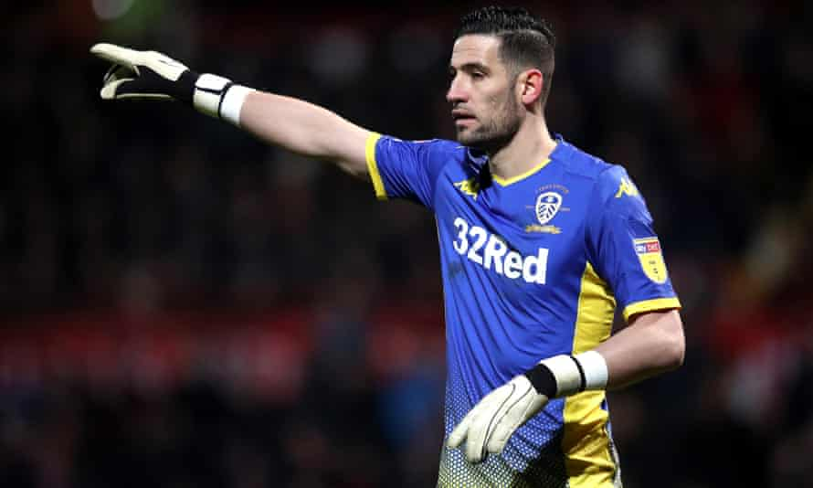 Kiko Casilla started his eight-game ban on Saturday and will miss most of Leeds United's Championship run-in.