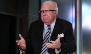 Jerome Corsi, a rightwing broadcaster