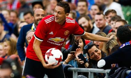 Nemanja Matic's Manchester United move may leave Chelsea feeling blue   Daniel Taylor