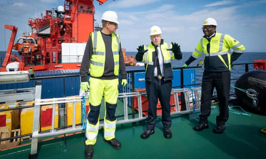 Boris Johnson and Kwasi Kwarteng