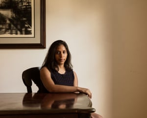 Dr Rathika Nimalendran works as an abortion provider at a health clinic in North Carolina.
