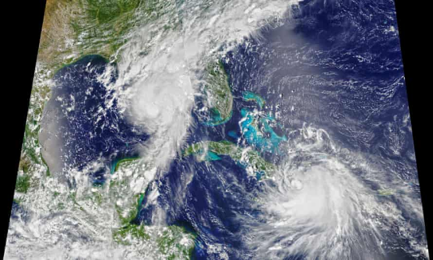 tropical storm marco forms in the atlantic