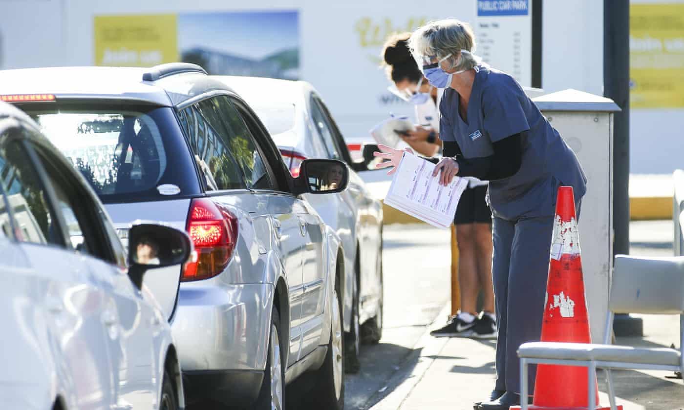 New Zealand: first coronavirus death is woman in 70s