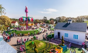Take The Kids To Paultons Family Theme Park Travel The Guardian