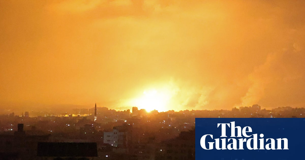 Israel ground troops begin attack on Gaza Strip, military says