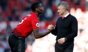 Paul Pogba, Manchester United's one outfield player of outstanding quality, spent the summer trying to leave.