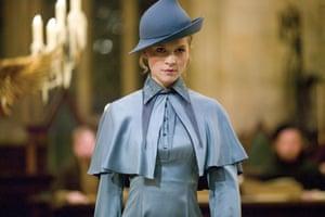 French connection … Clémence Poésy as Fleur Delacour