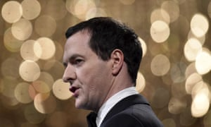 George Osborne said he wanted to see 1m new homes built in Britain by 2020.