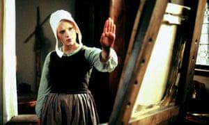 Stop: Scarlett Johansson in Girl With a Pearl Earring.
