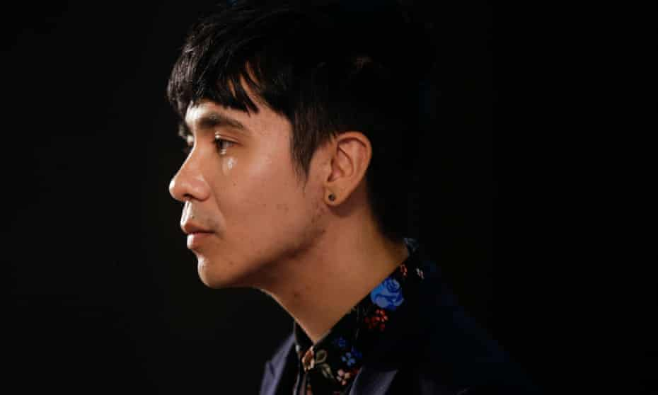 Ocean Vuong has been nominated for the TS Eliot prize.