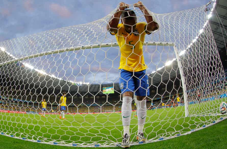 Brazil's performance at the 2014 World Cup was of a team blinded to their inadequacies until it was too late.