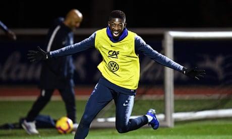 Football transfer rumours: Liverpool to bid £85m for Ousmane Dembélé?