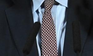 Boris Johnson's tie