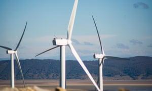 NSW windfarm