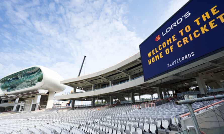 Lord's is to install a supporters' wall as part of its redevelopment of the Compton and Edrich stands.
